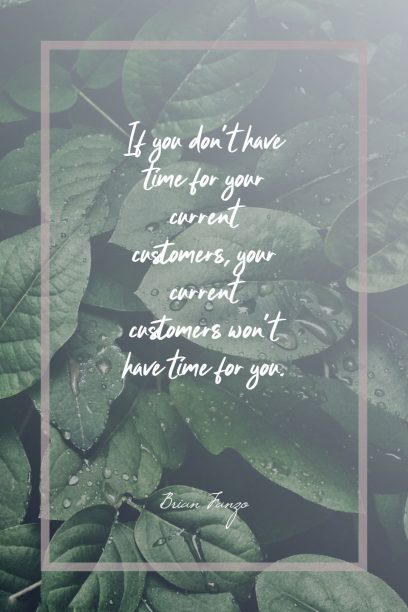Brian Fanzo 's quote about business,marketing. If you don't have time…