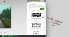The quote maker is updated with 3 new features.