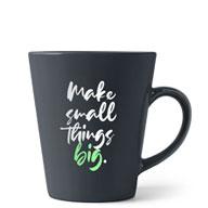 Mug Text Design