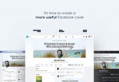 It is time to make your Facebook cover photo more usable. Here is how
