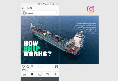 Instagram Seamless Carousel Maker