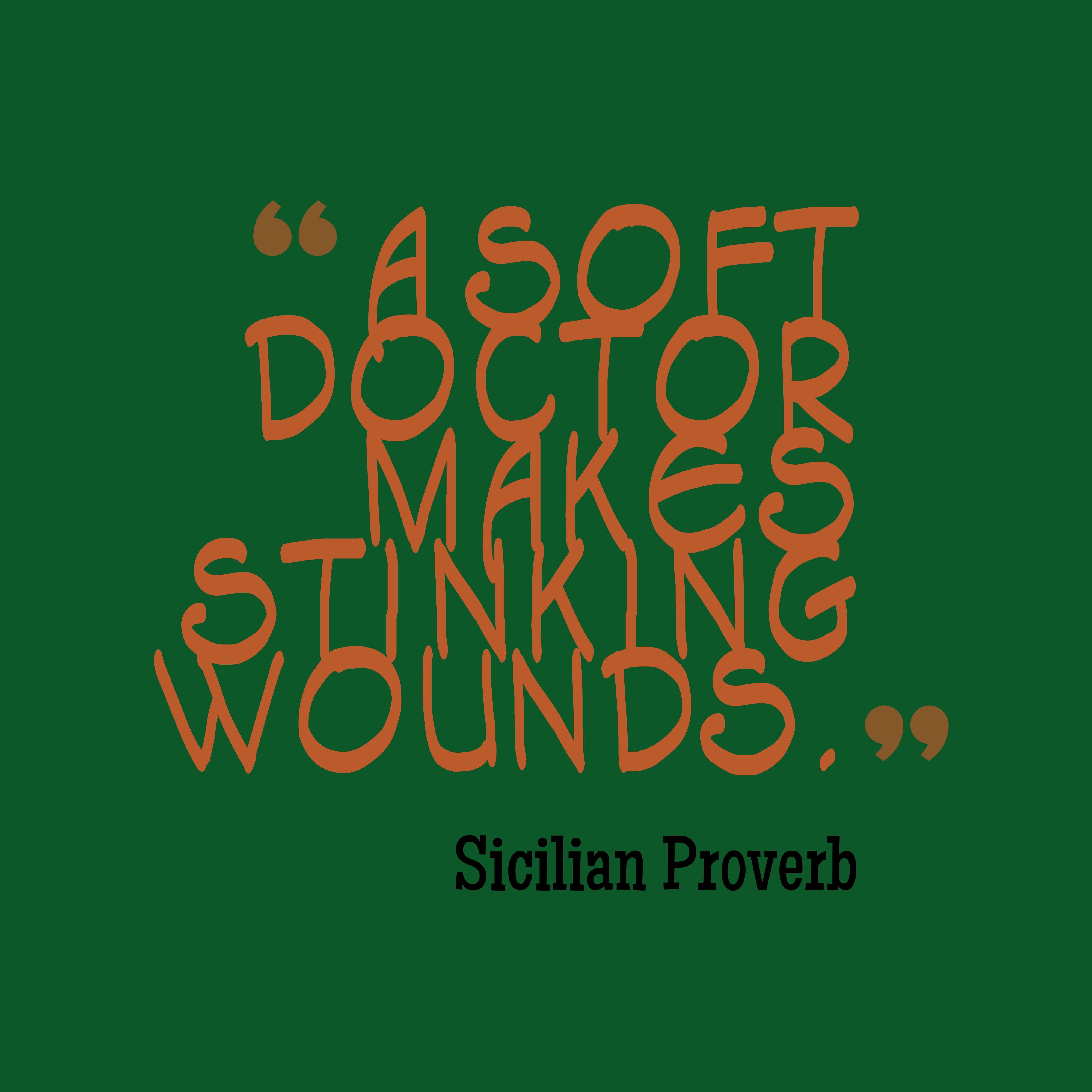 Sicilian Quotes
