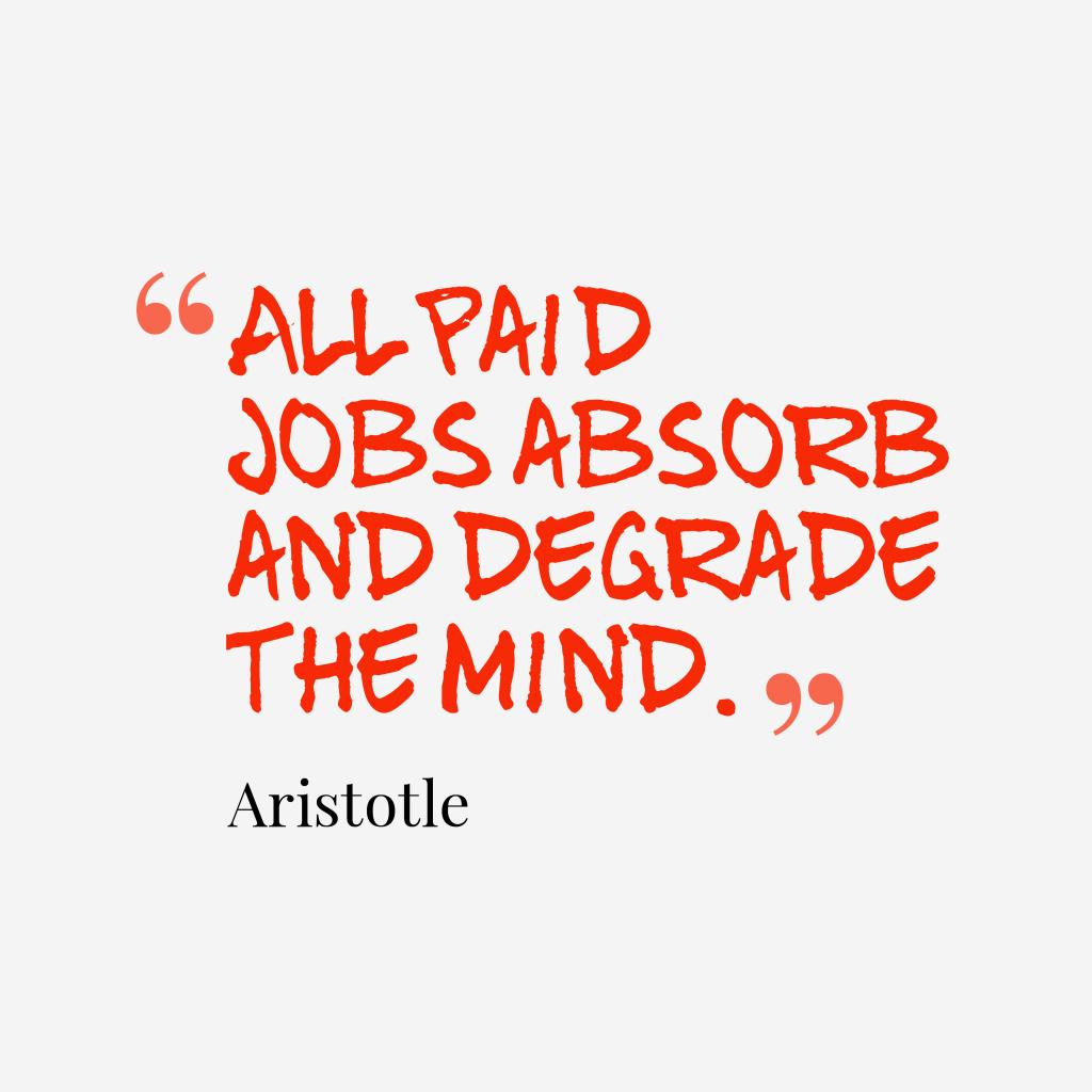 All paid jobs