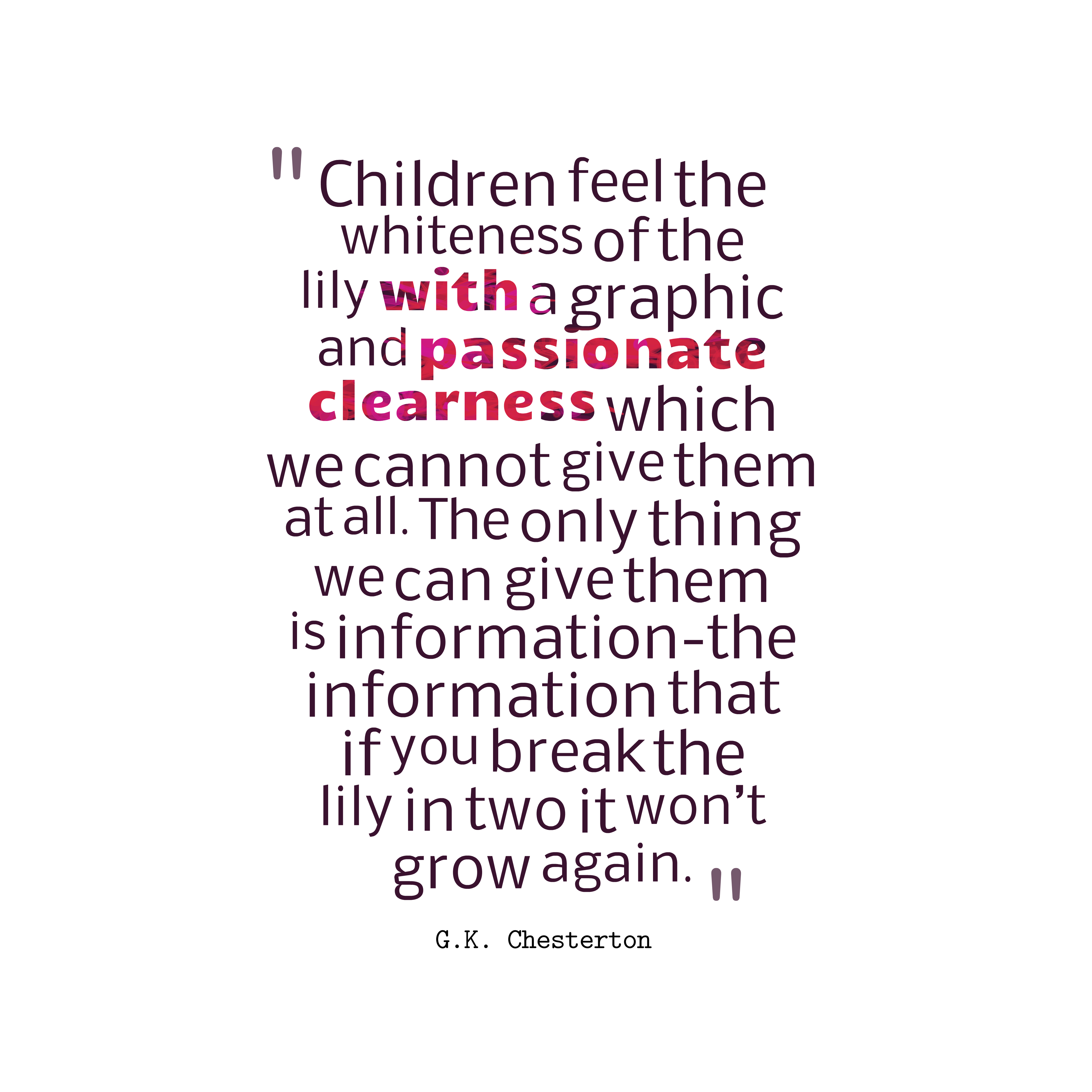 Quotes On Children 177 Best Children Quotes Images