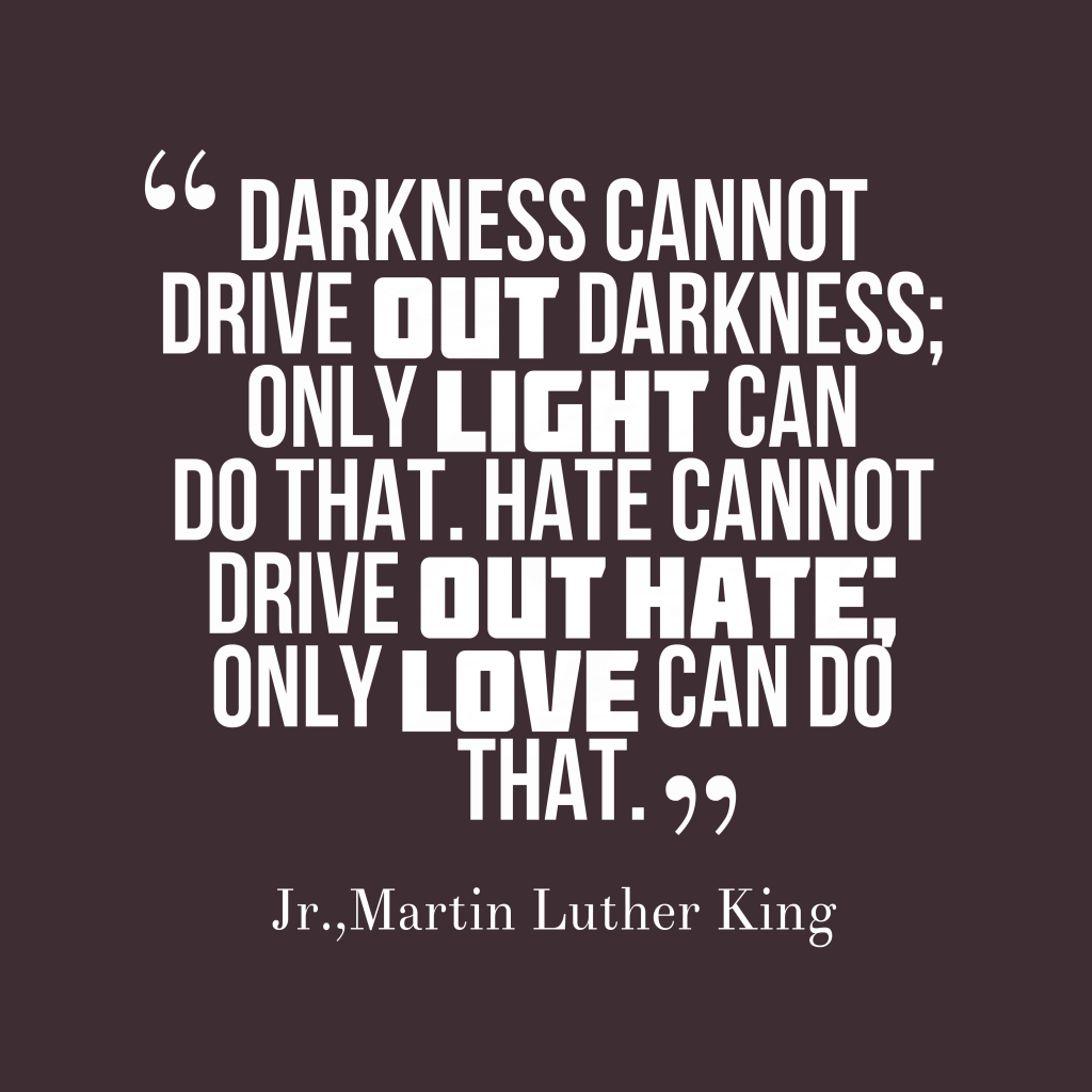 Martin Luther King Love Quotes Picture Martin Luther King Jrquote About Love Quotescover