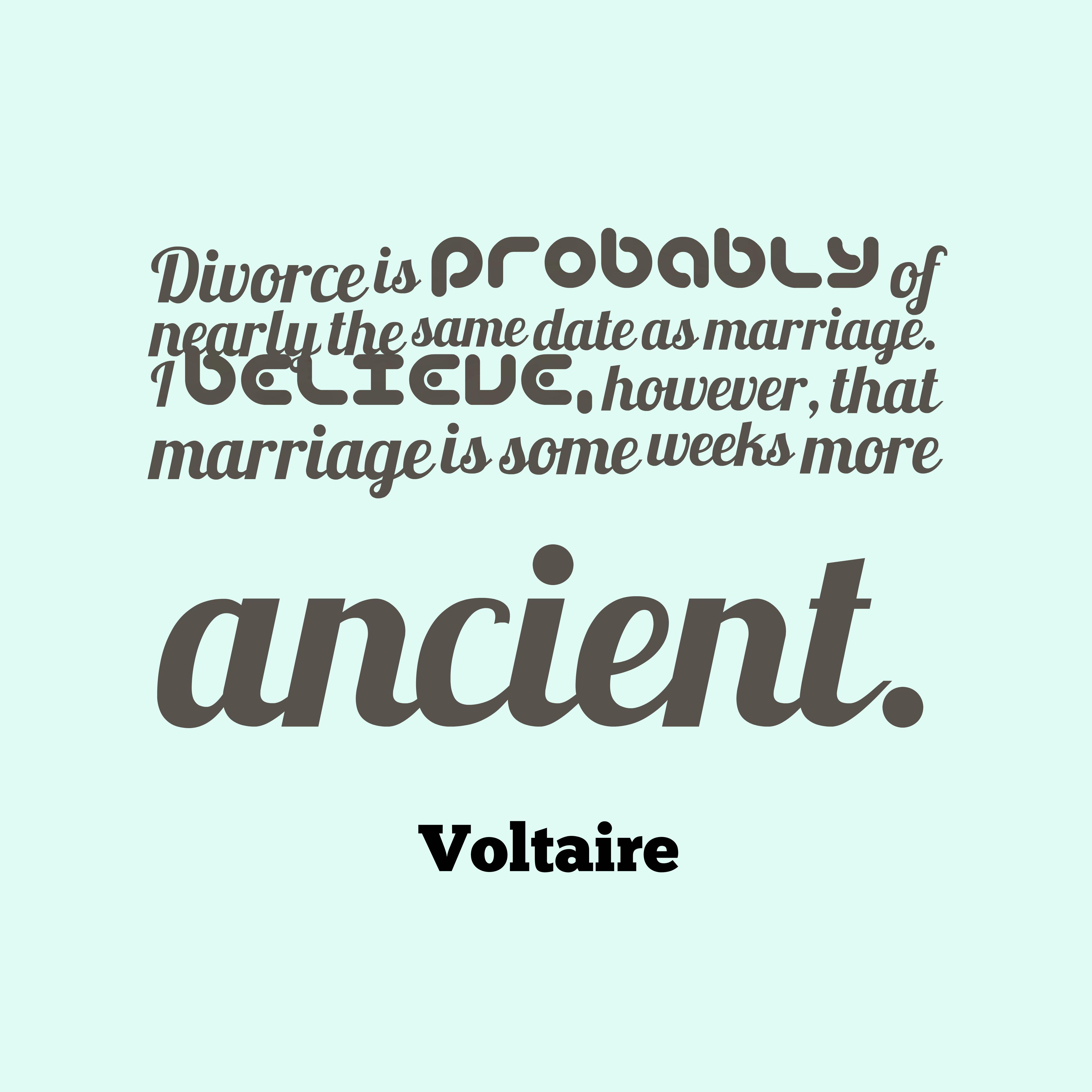 Divorce Quotes 59 Best Voltaire Quotes Images