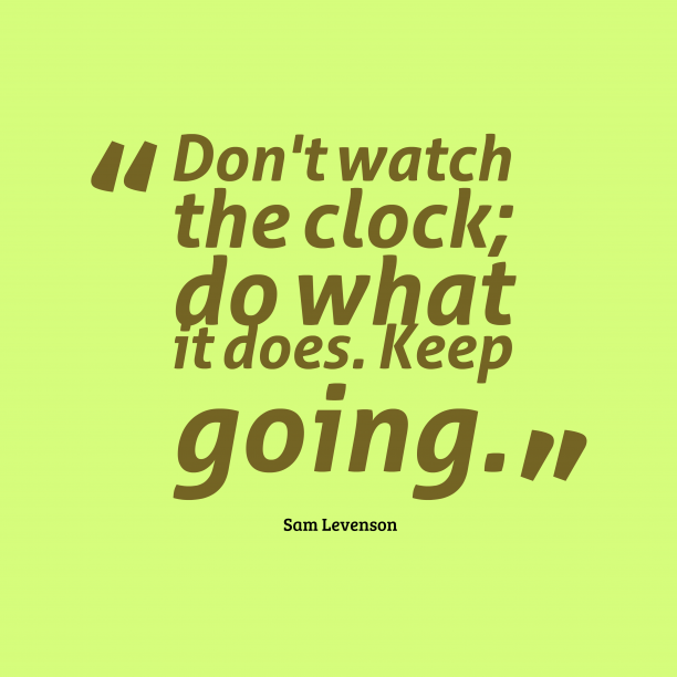 Sam Levenson quote about motivational.