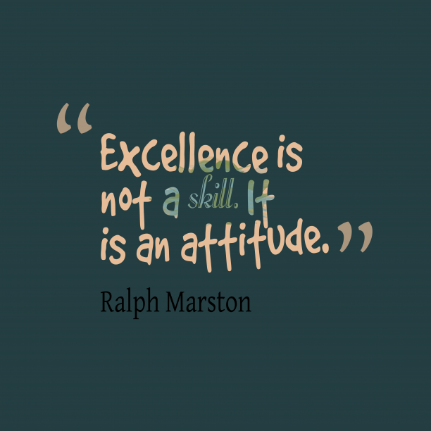 Ralph Marston quote about skill.
