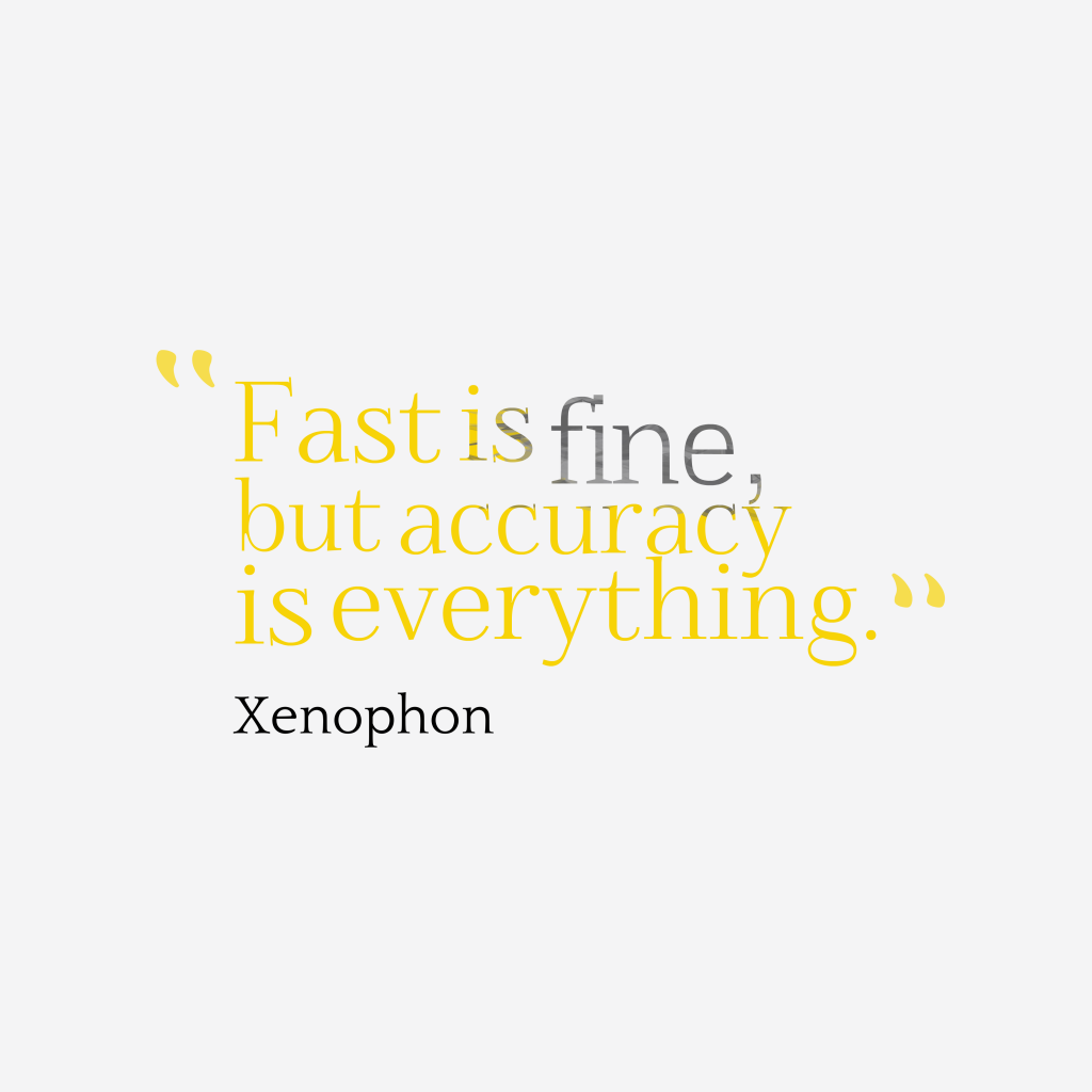 Xenophon quote about work.