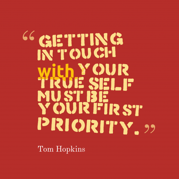 Tom Hopkins quote about leadership.