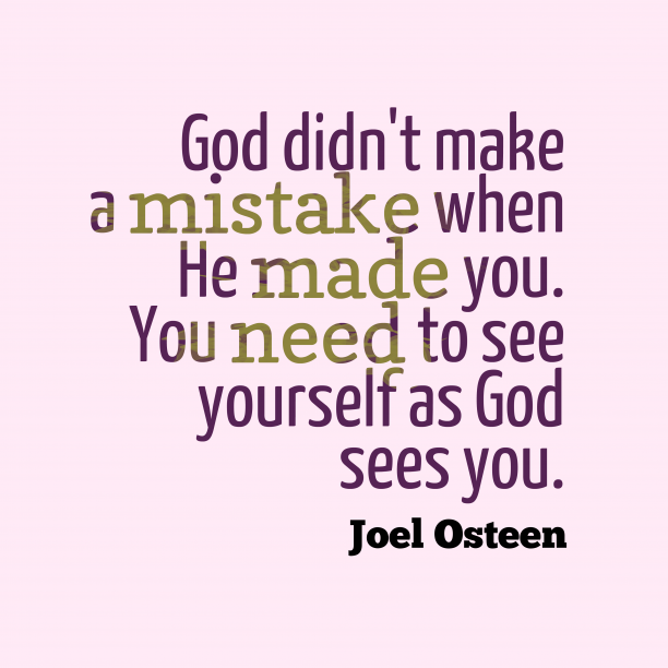 Joel Osteen quotes about faith