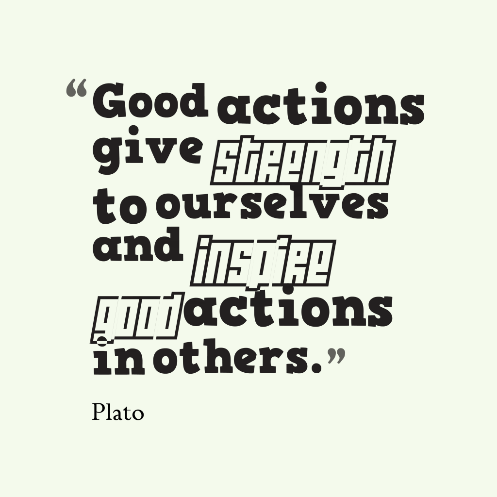 Plato Quote: Picture Plato Quote About Strength