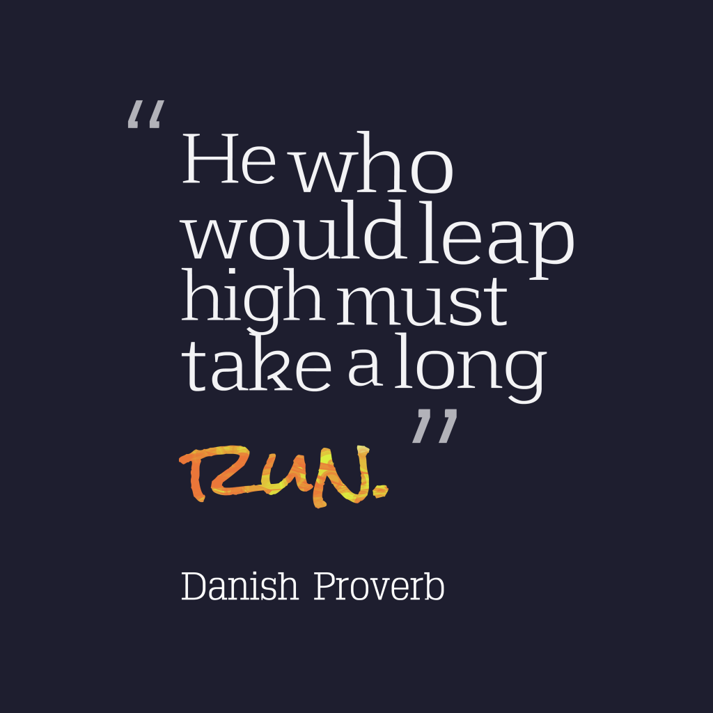 Danish Proverb about fight.