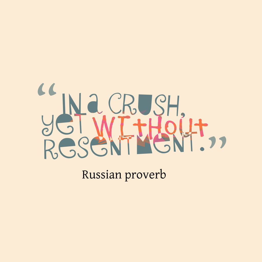 Russian proverb about join.