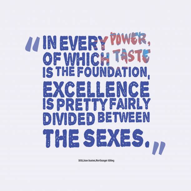 In every power,