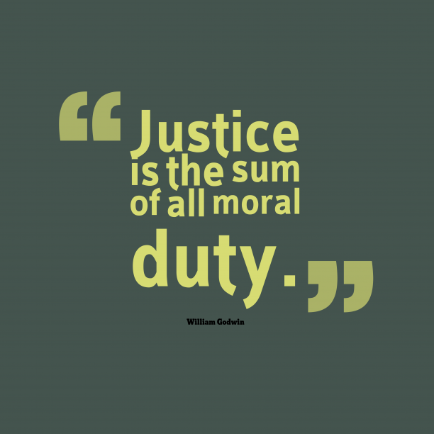 Quotes about justice
