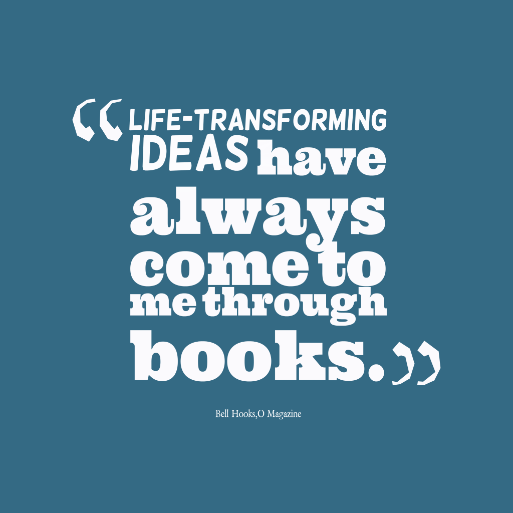 Life-transforming ideas have
