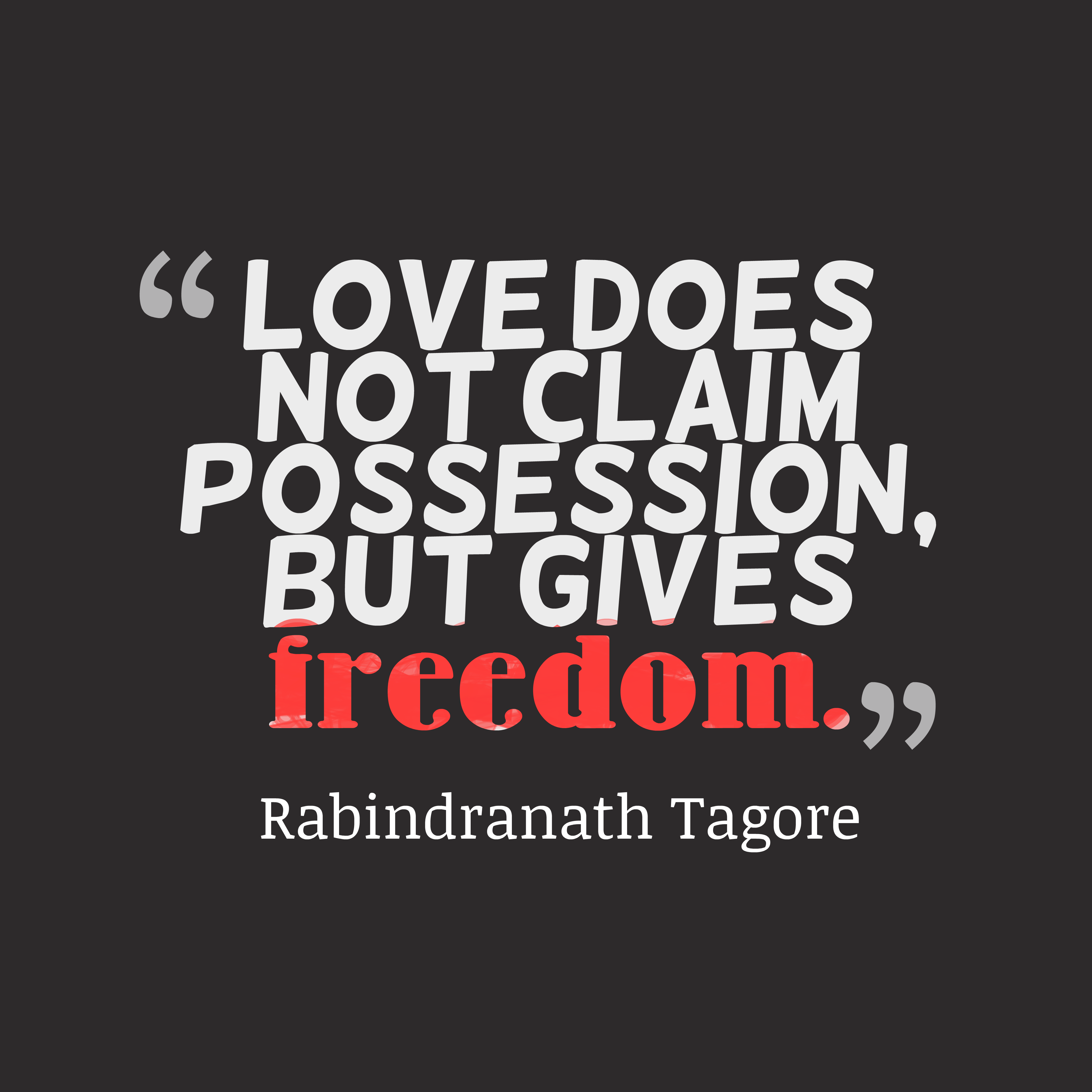 tagore on love submited images