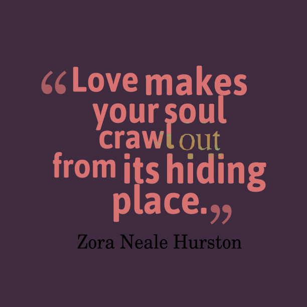 Get High Resolution Using Text From Zora Neale Hurston