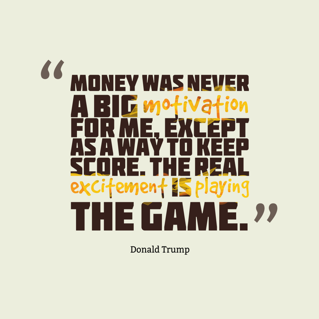 Donald Trump quotes about finance