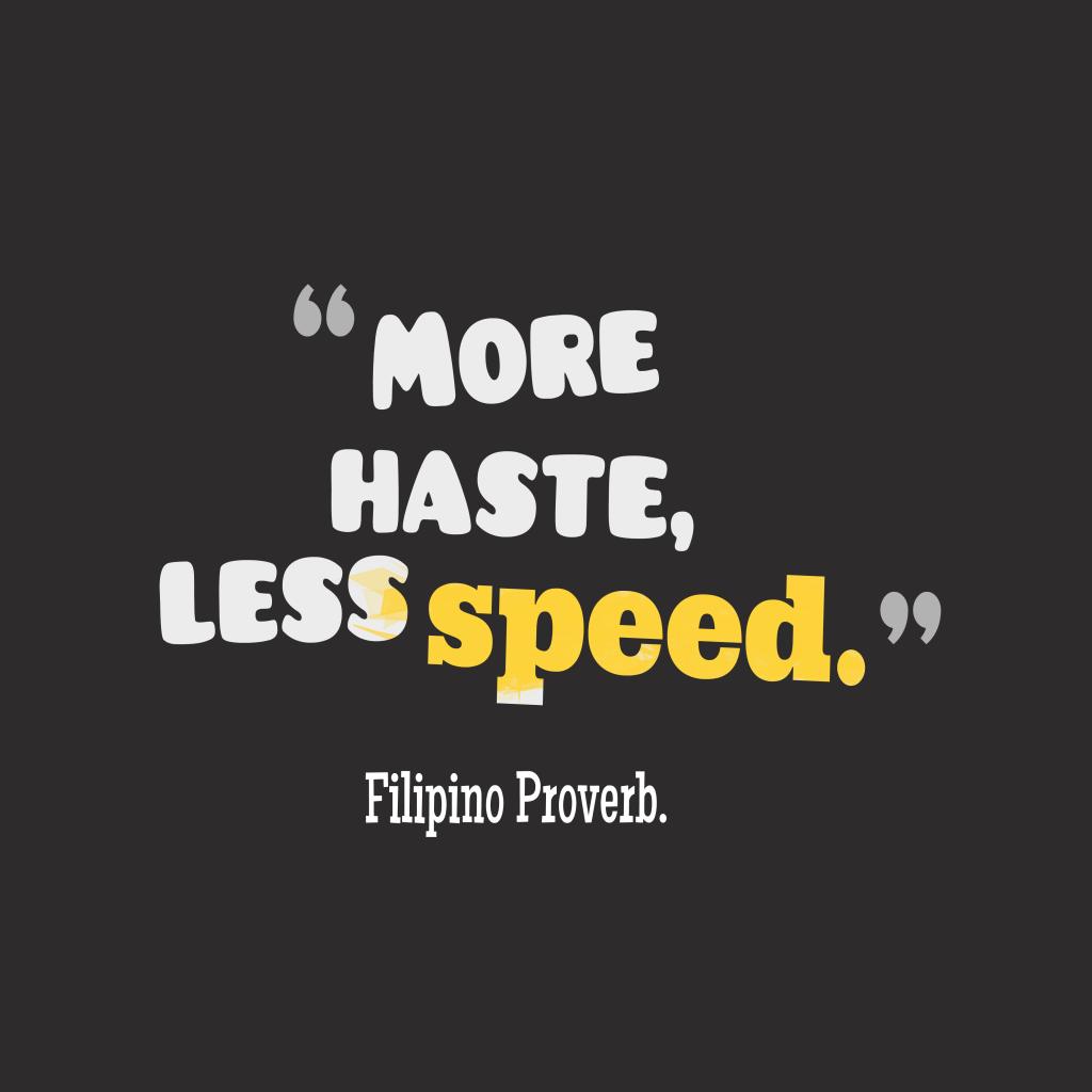 Speed Quotes