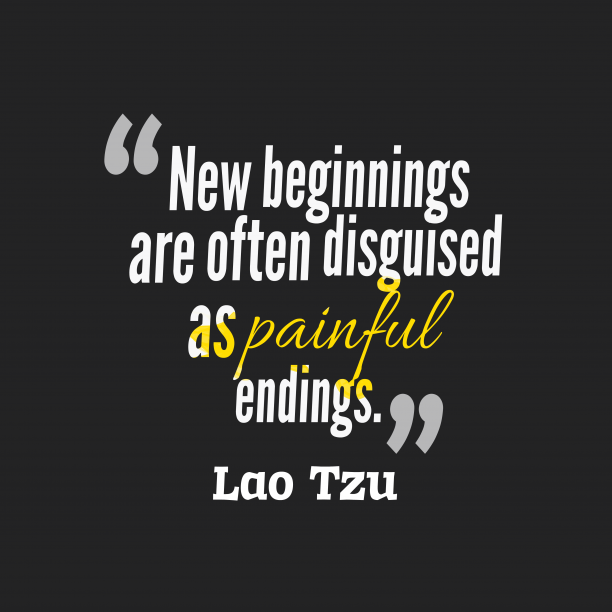 Lao Tzu quote about opportunity.
