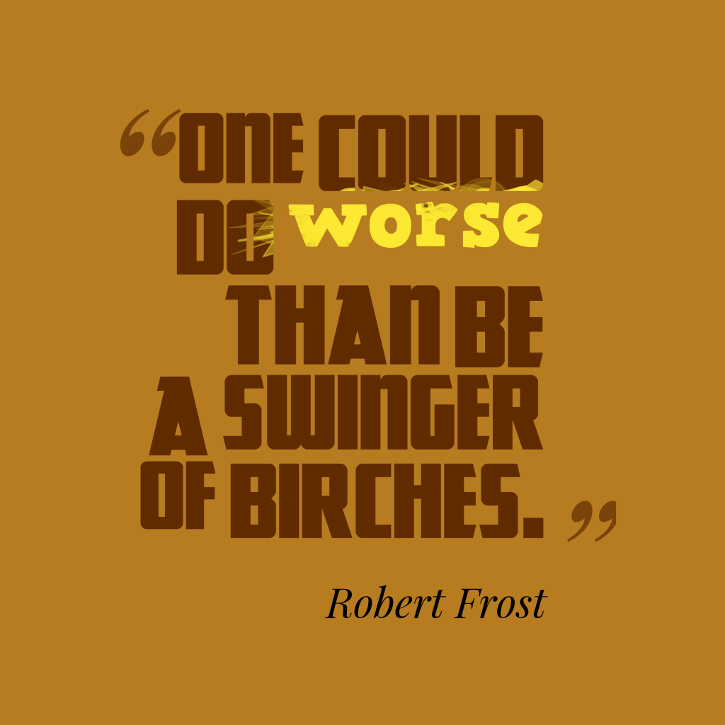 Robert frost and nature essays