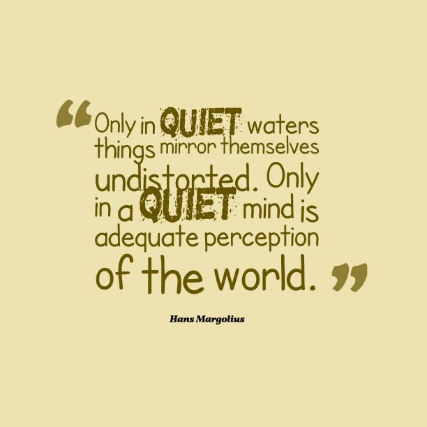 Hans Margolius quote about peace.