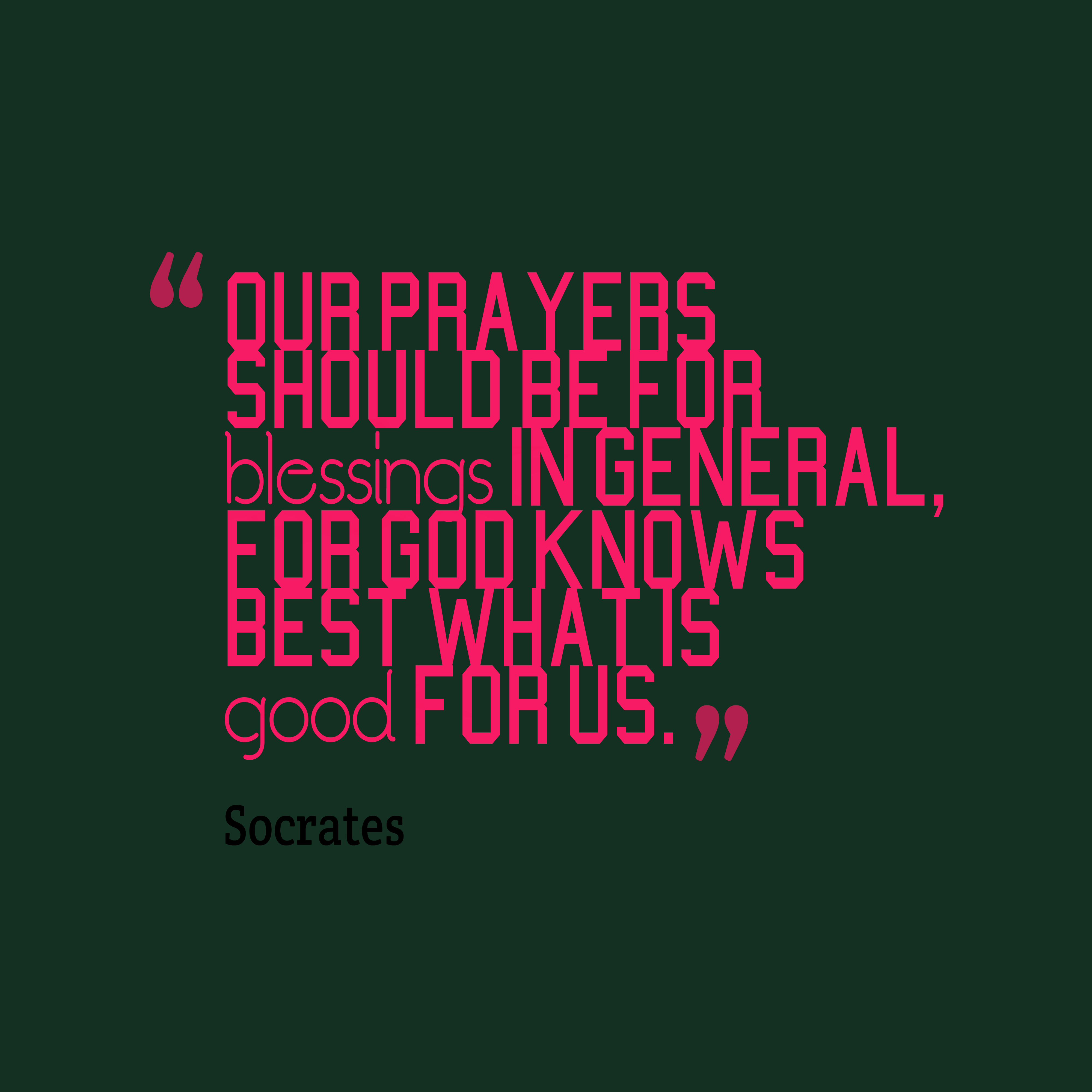 Picture » Socrates Quote Anout Religion