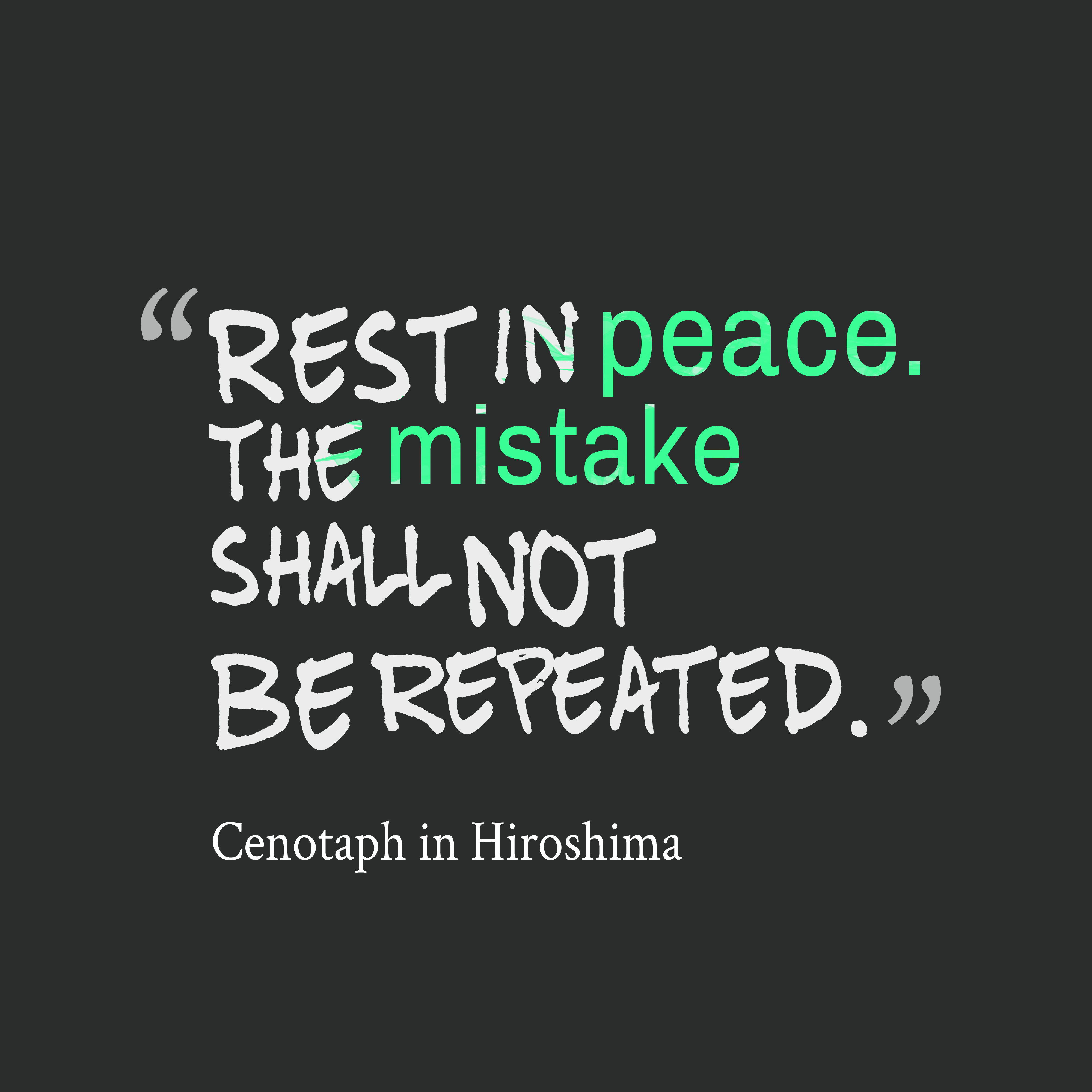 Peace Quotes: Get High Resolution Using Text From Rest In Peace