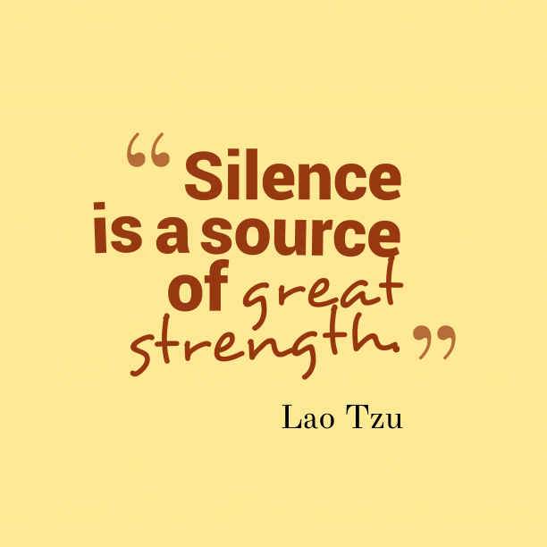 Lao Tzu quote about strenght.