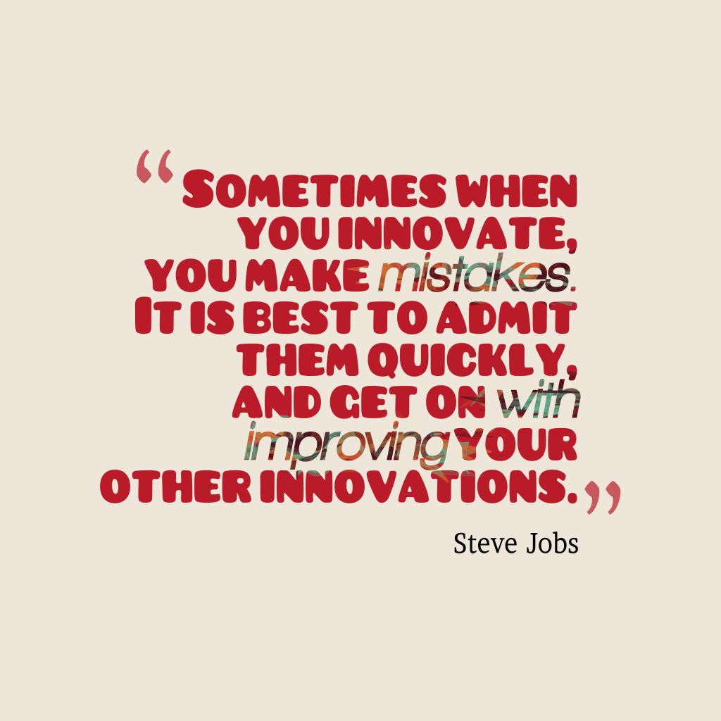 Steve Jobs quotes about business