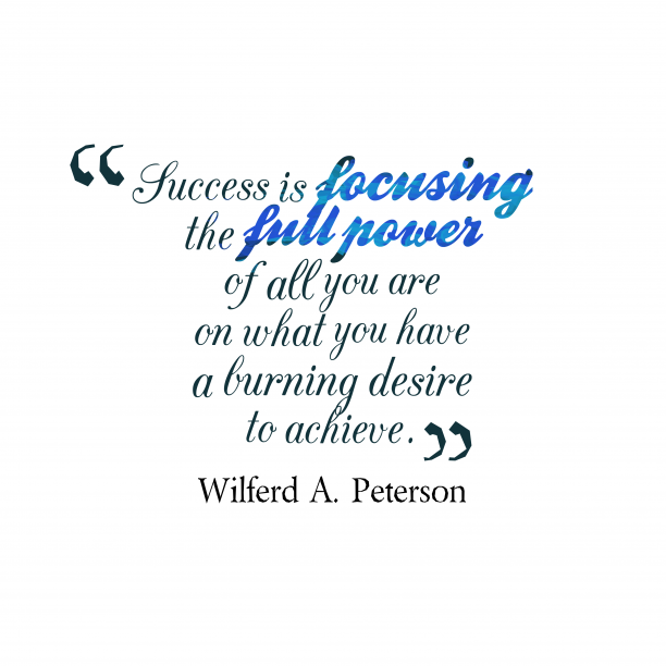 Wilferd A. Peterson quotes about ambition.