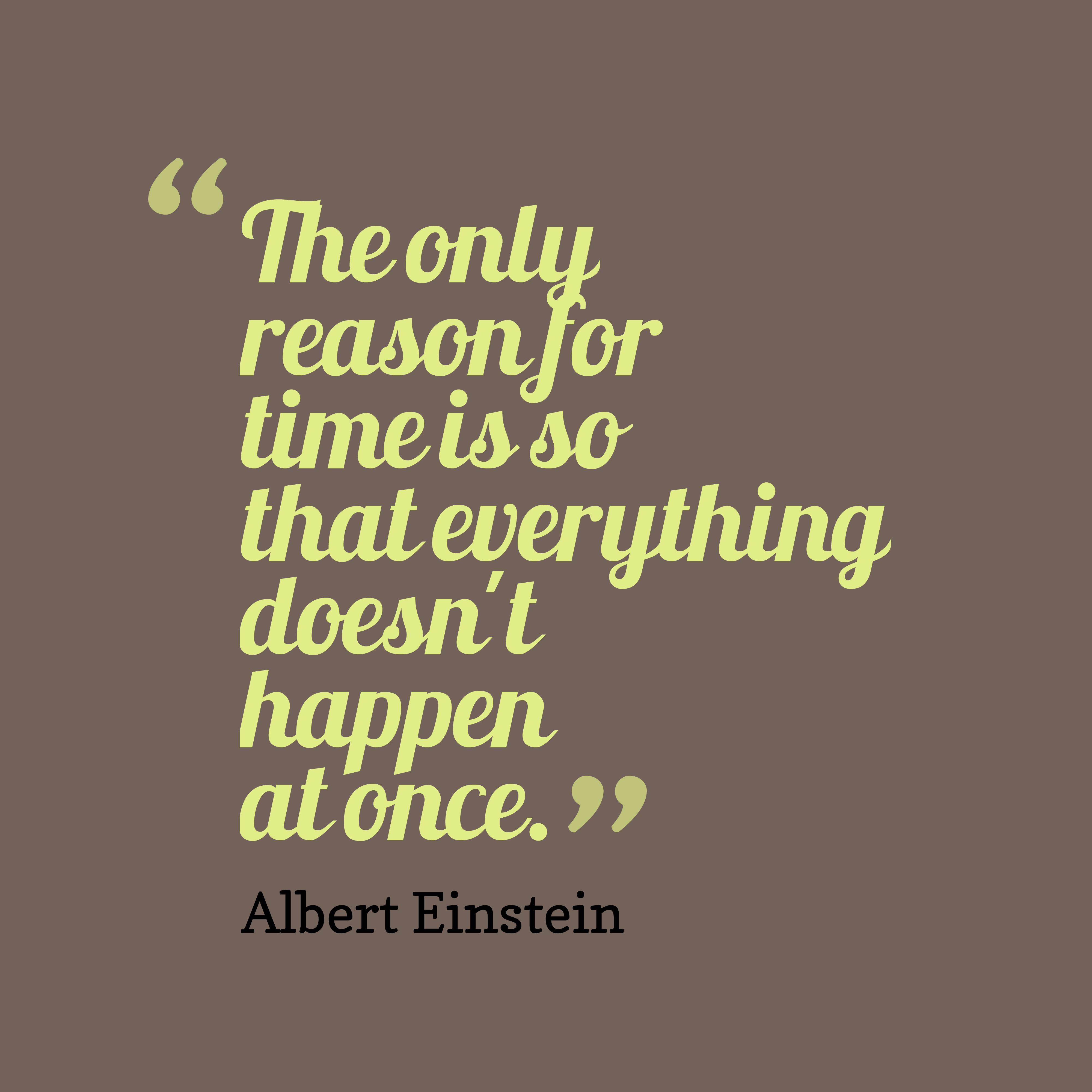Albert Einstein Quotes About Reason