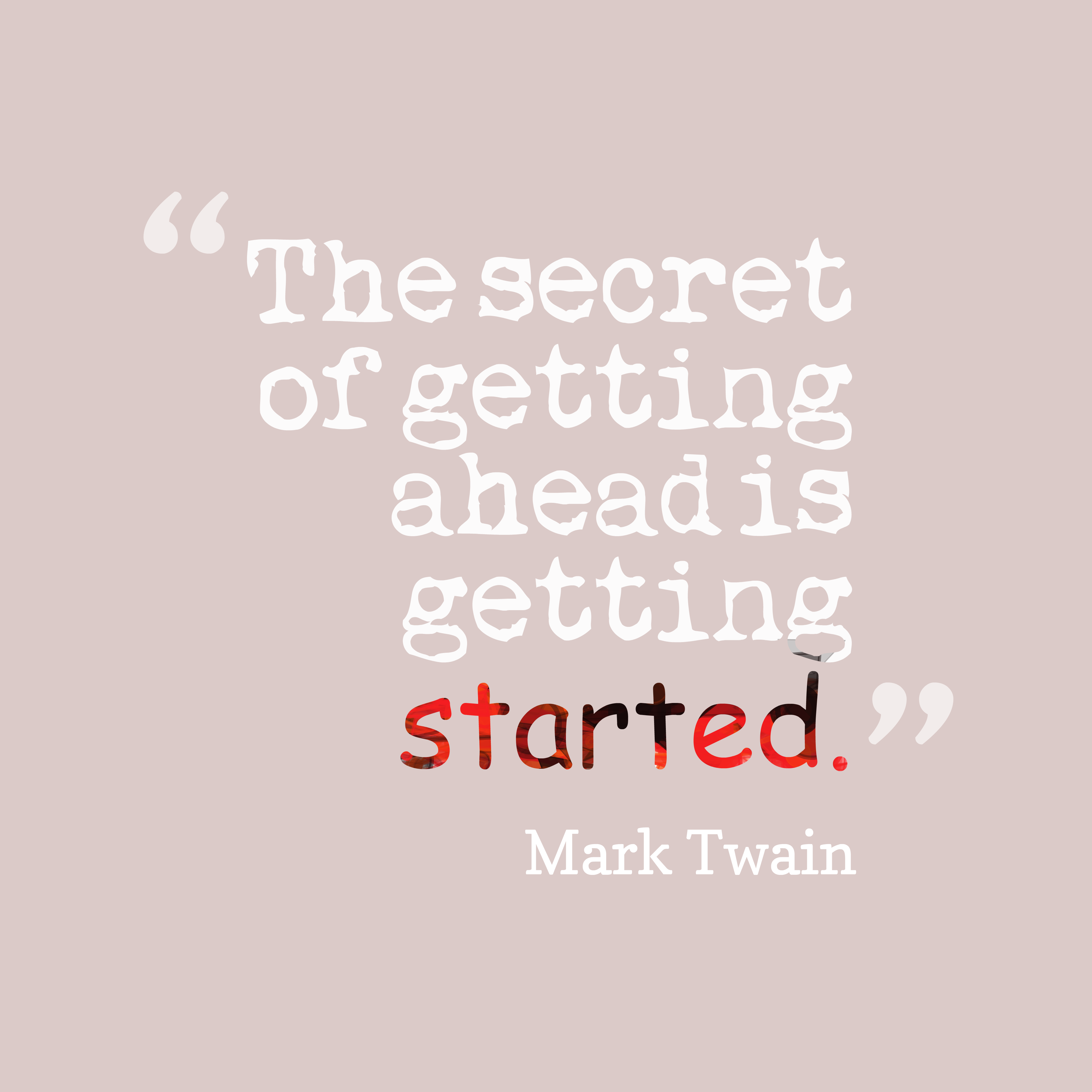 The Secret Quotes Picture Mark Twain Quote About Secret Quotescover