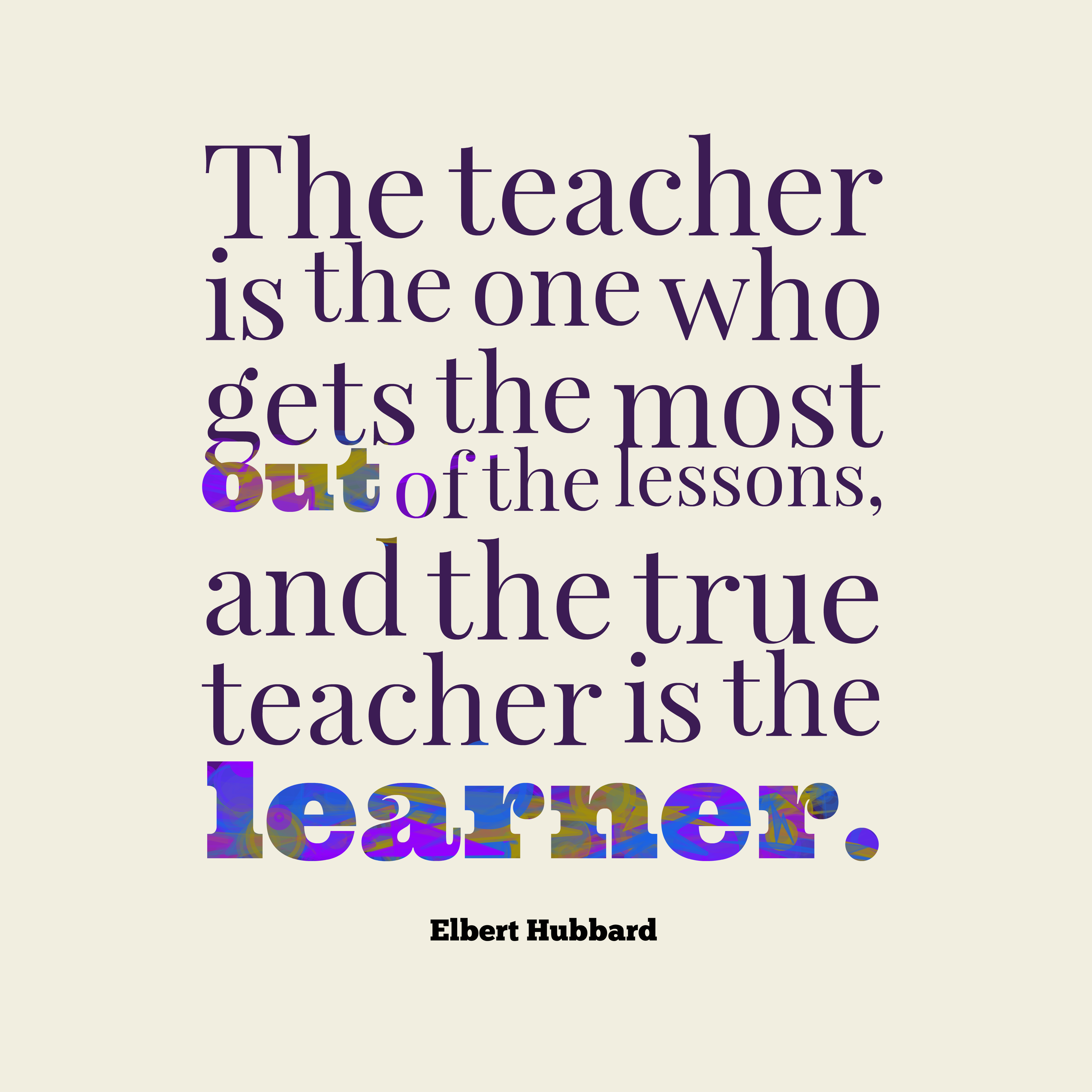 1000+ Images About Teacher Quotes-canvas, Painted Quote