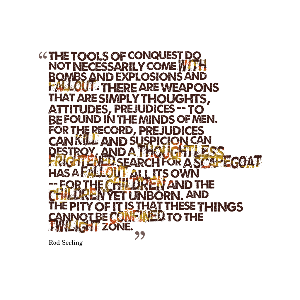 The tools of