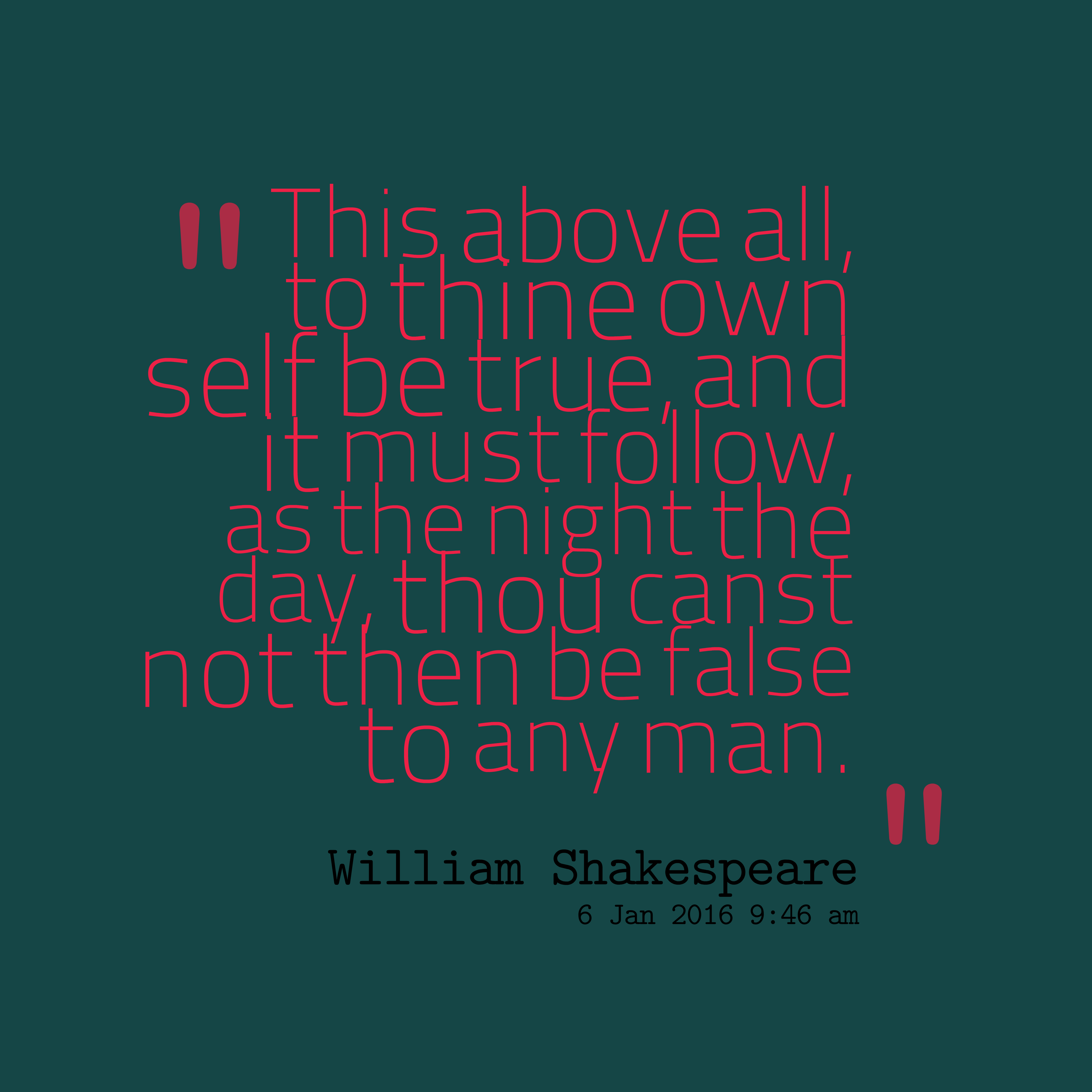 Download Slam Quotes About Truth: Picture » William Shakespeare Quote About Truth