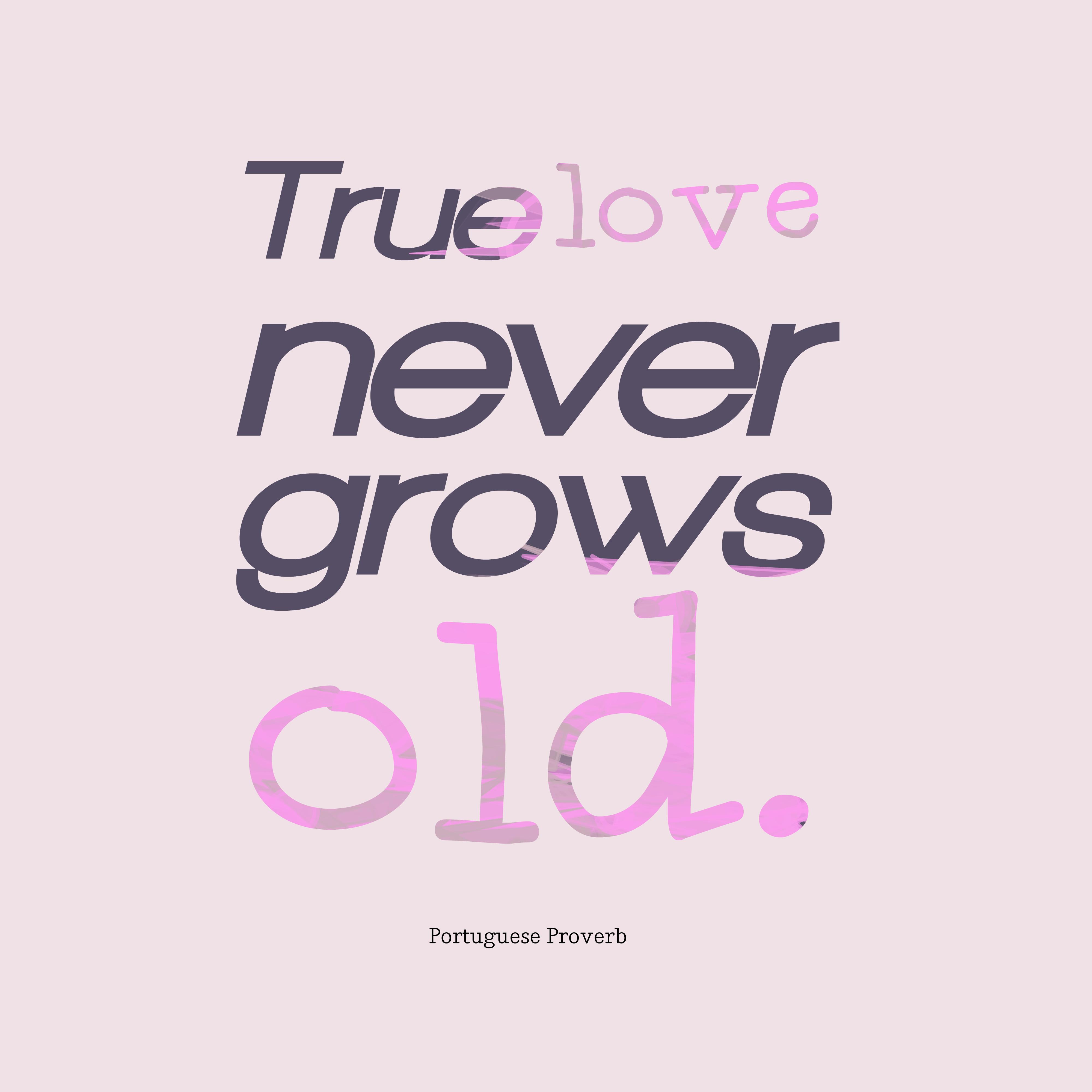 Portuguese Wisdom About Love