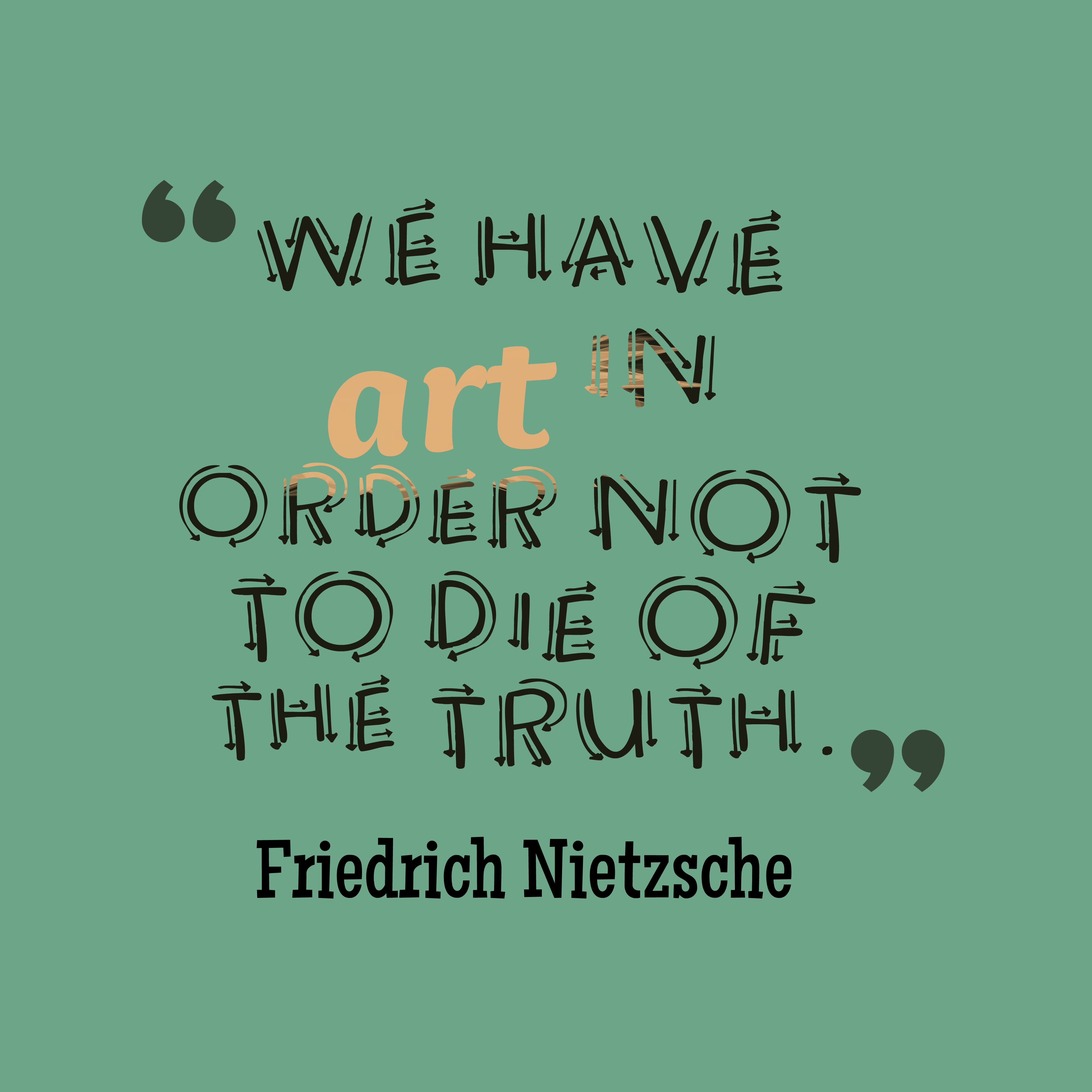 Download Slam Quotes About Truth: Get High Resolution Using Text From Friedrich Nietzsche