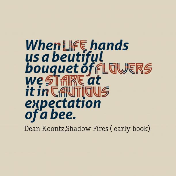 When life hands