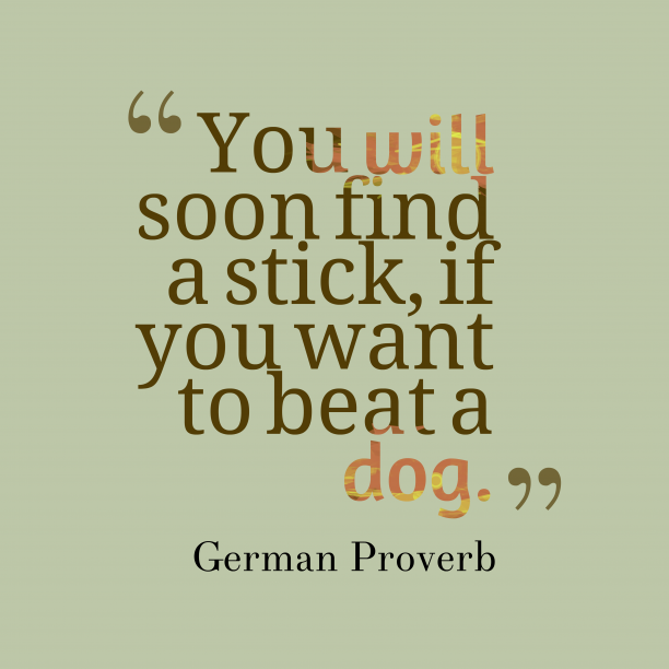 German Wisdom 's quote about . You will soon find a…