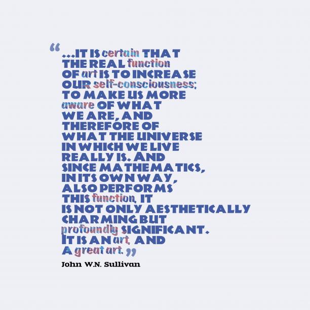 …it is certain