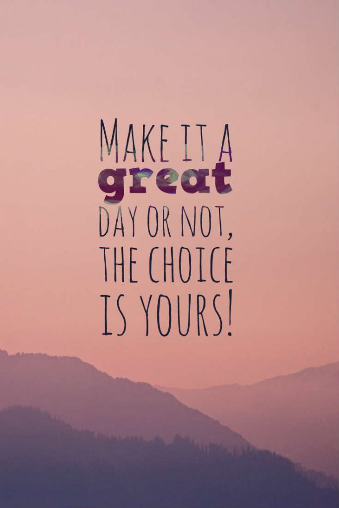 make it great day
