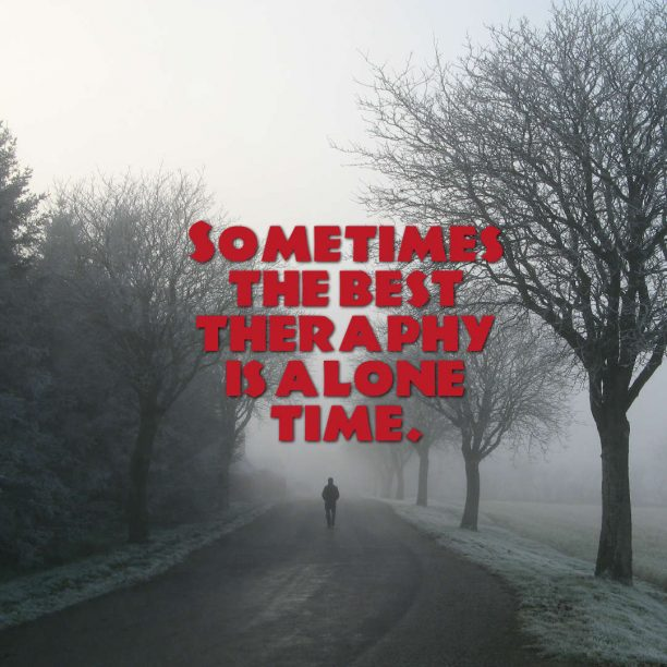 #infiniteVybe quote about theraphy.