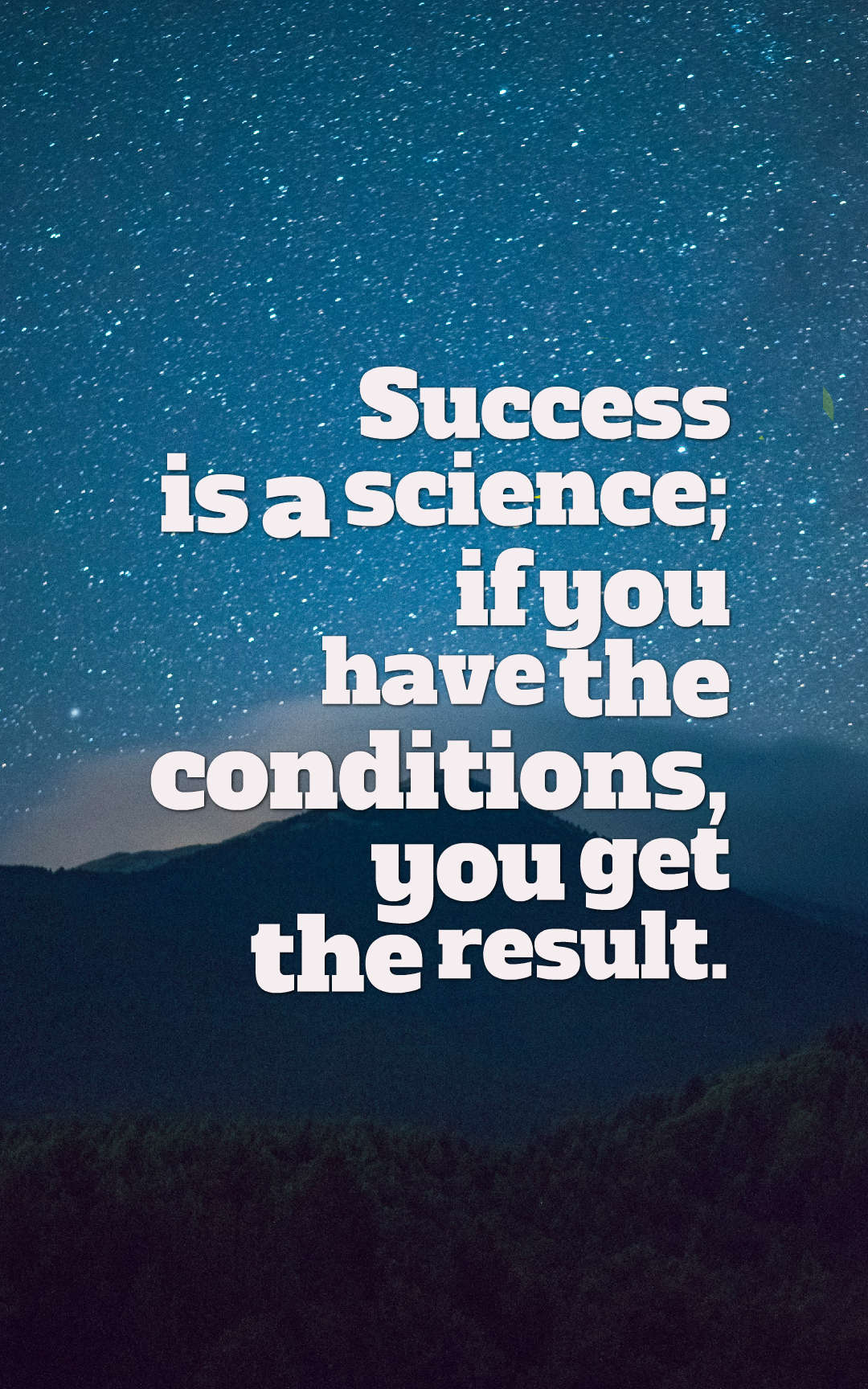 science success quotes oscar wilde result conditions according quote maker business quotescover