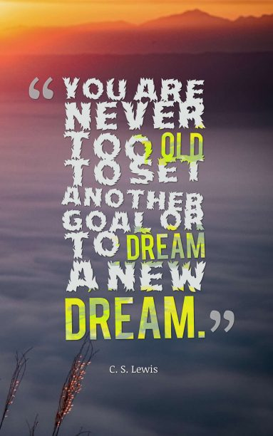 Age and Goal